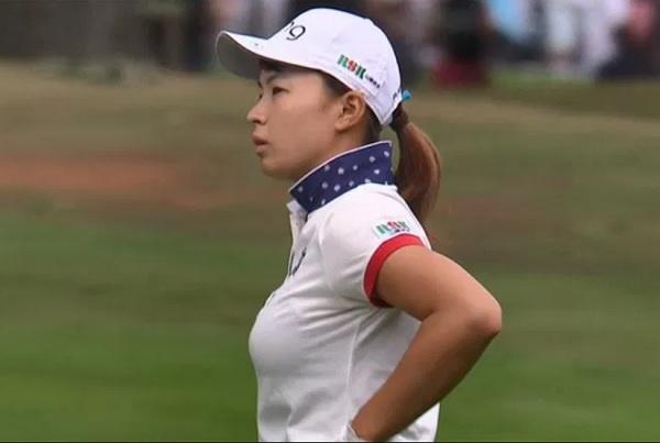 【おっぱい祭】巨乳女子ゴルファー日本vs韓国エロ画像対決